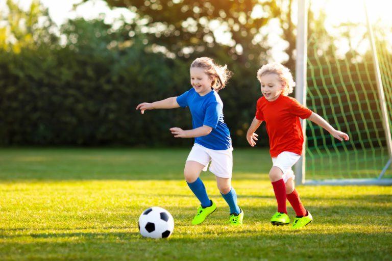 El deporte en los niños