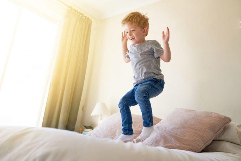 Hiperactividad, síndrome de nuestro tiempo